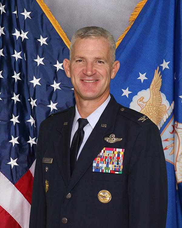 Photo of Col Dierlam