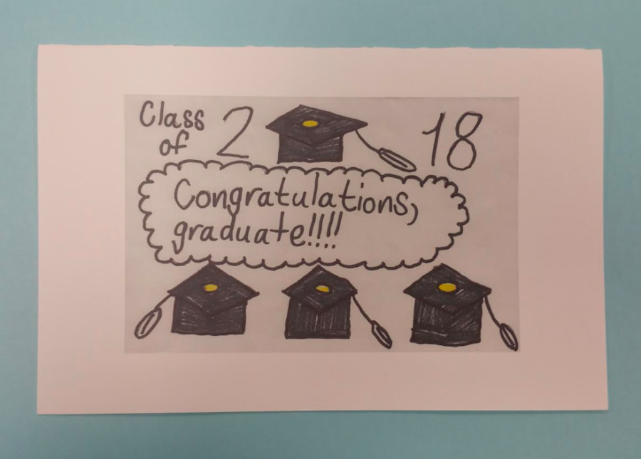 Congratulations Card 3