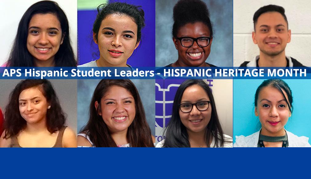 APS Celebrates Hispanic Heritage Month!