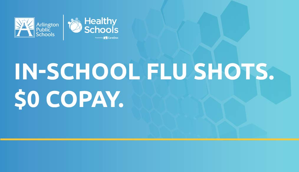 Free Flu Shots for Career Center Students and Staff Monday, November 26