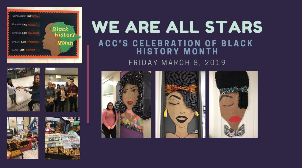 A 5 Star Celebration of Black History Month!