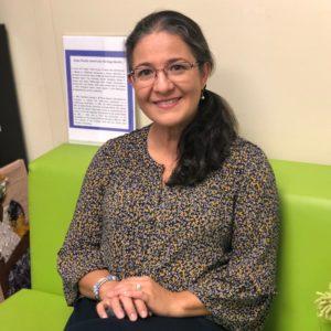 Photo of Ms. Lozano