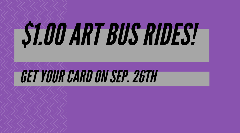 Get a Student SmarTrip Card on September 26, 2019