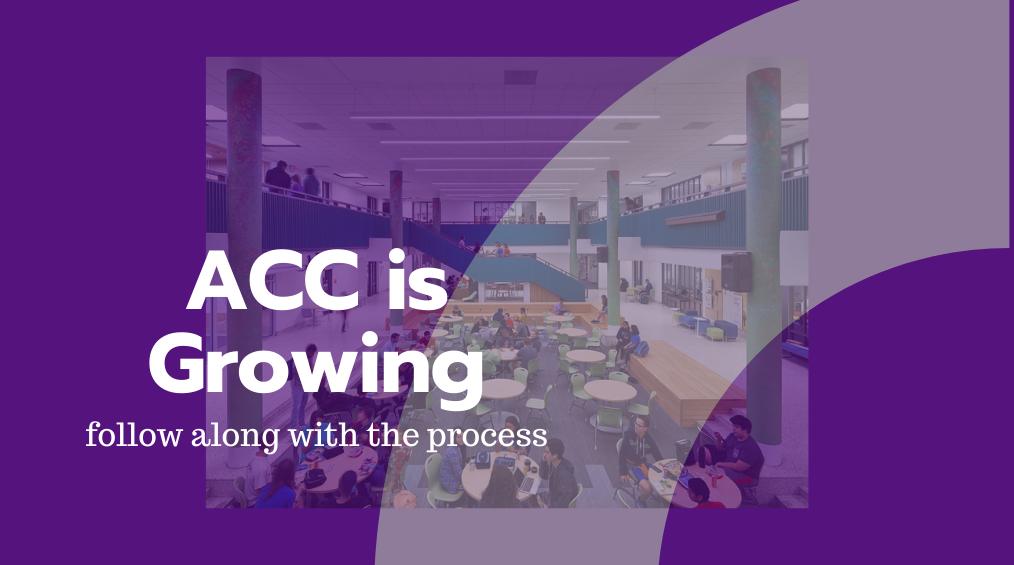 Career Center Expansion Updates