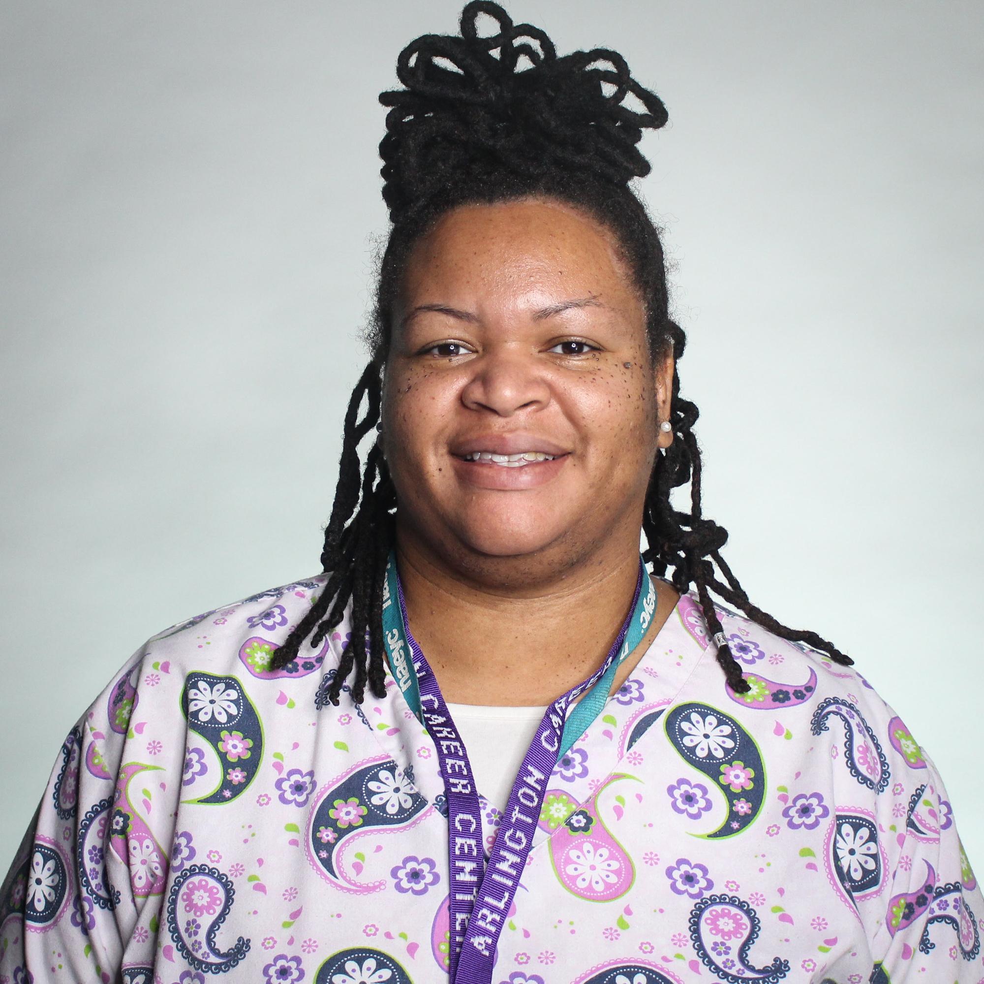 Ms. Erin Jackson