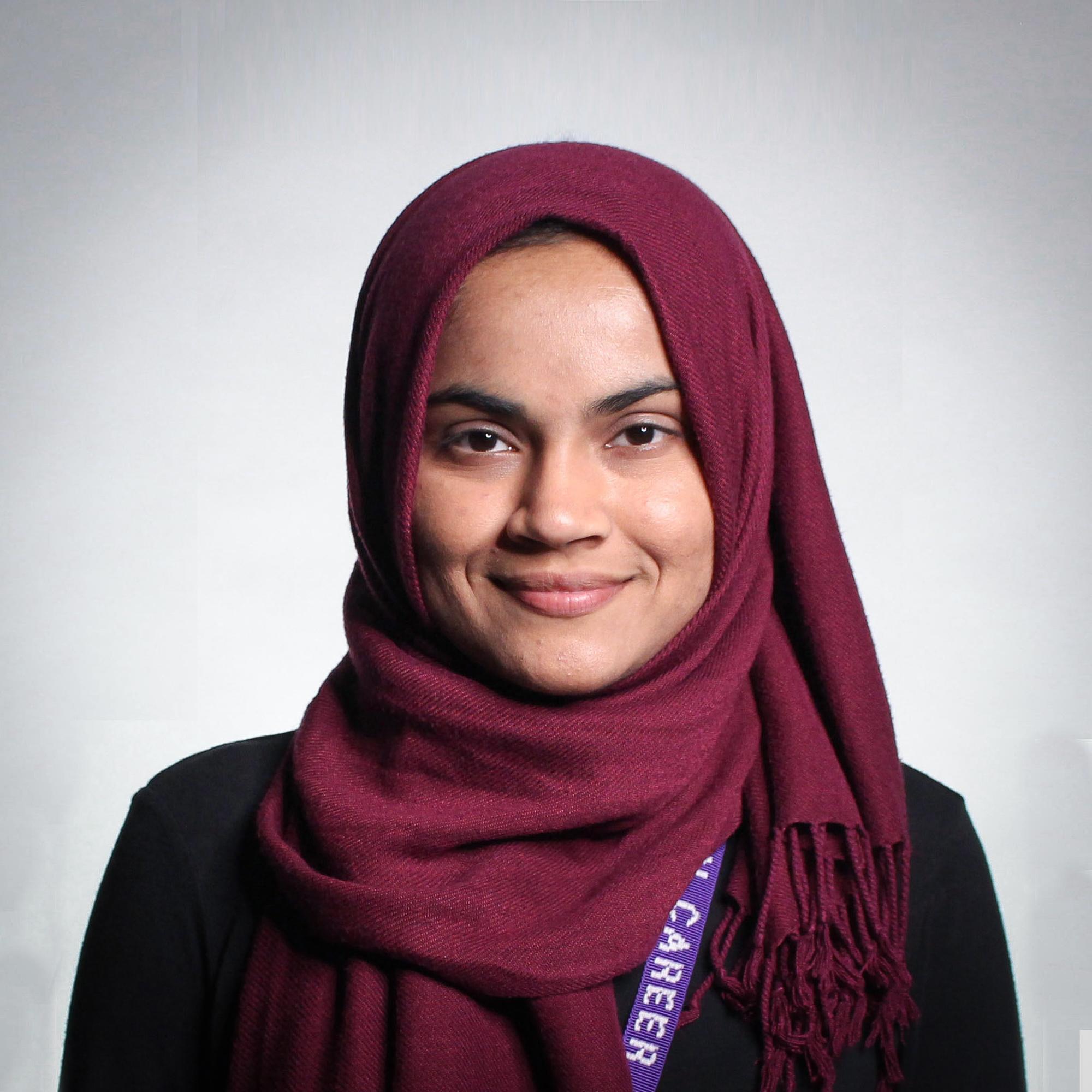 Ms. Sidra Kalsoom