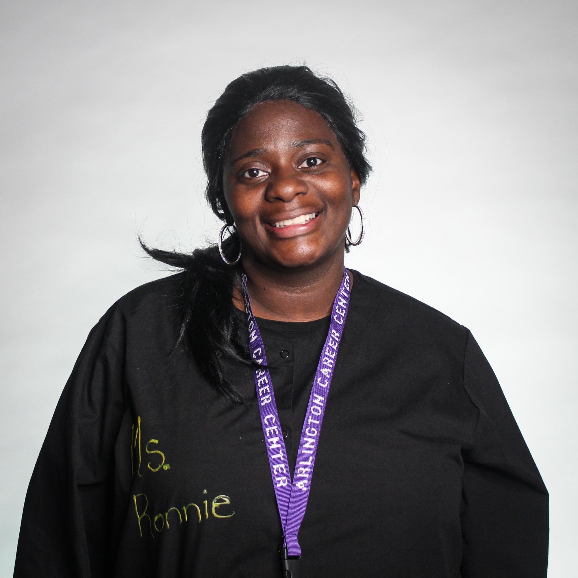Ms. Veronica Cross