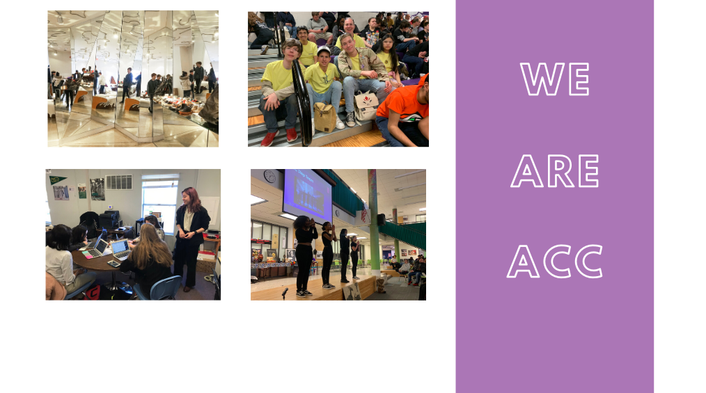 #WeAreACC – News Updates from the Career Center