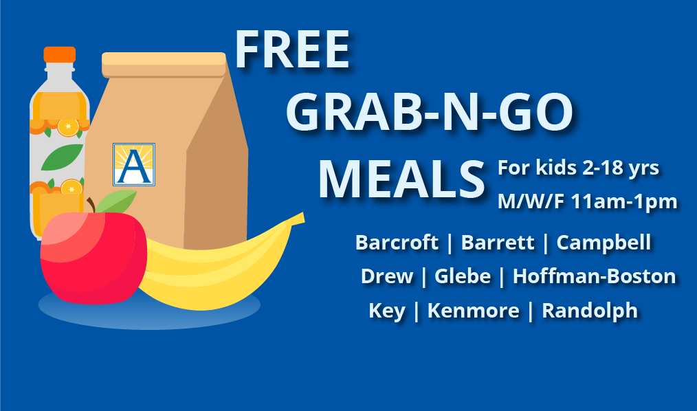 Free Meals for Students through Summer