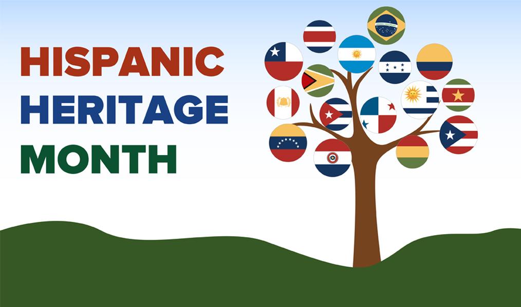 اے پی ایس لاطینیہ کے طلبا کو ہسپانوی ورثہ کے مہینے میں اعزاز دیتی ہے