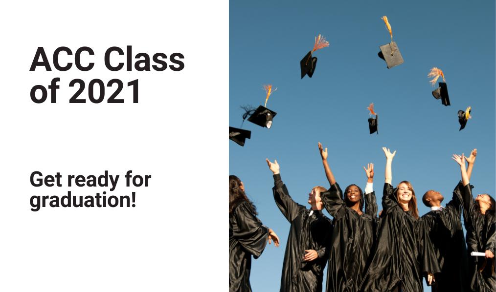 Get Ready, Class of 2021!